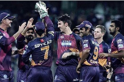 Poor bowling attack Rising Pune Super Giants
