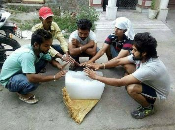 Coolness jugaad