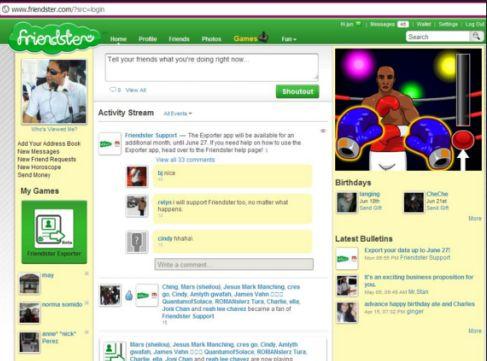 5 popular social networking websites that shuts their doors