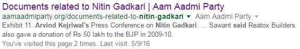 A weird political leader who do blaming politics