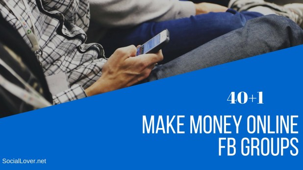 Active Make Money Online Facebook Groups