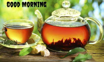 good morning tea wallpaper