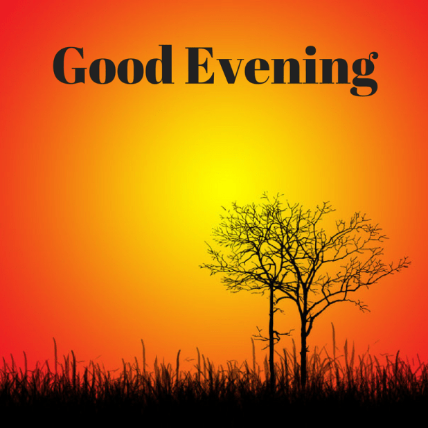 images of good evening