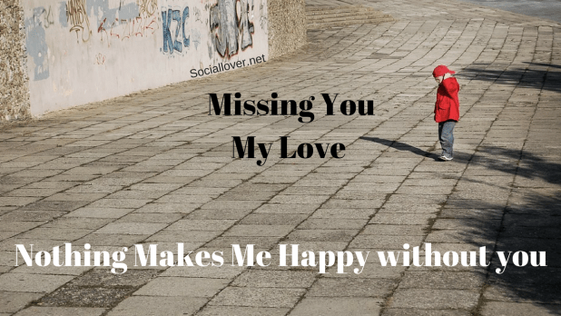 miss you wallpaper for girlfriend HD
