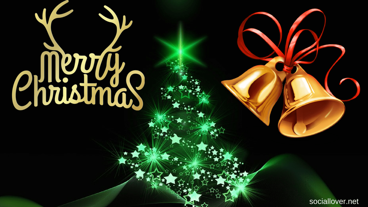 Merry Christmas Images Hd Animated