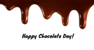 wallpaper of chocolate day