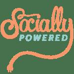 Socially Powered Logo