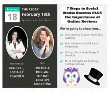 7 Steps Social Media Success