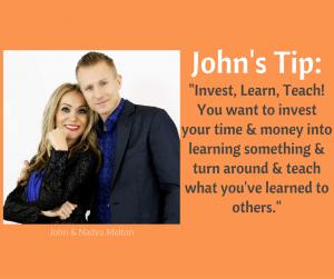 Invest Learn Teach