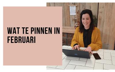 Populaire Pinterest zoekopdrachten in Februari
