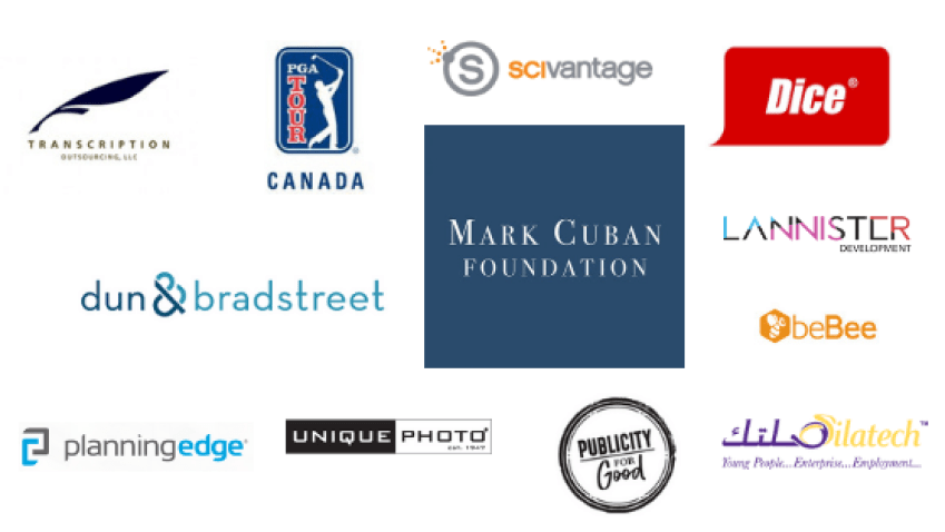 Brands We've Worked with (1)