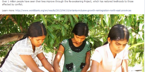 World Bank Sri Lanka Facebook