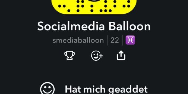 Snapchat Profil