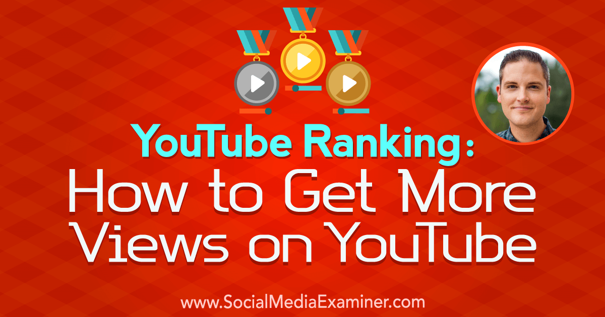 YouTube Ranking: How To Get More Views On YouTube : Social
