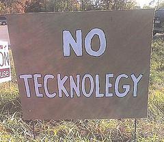 No Technology in Brighton