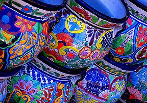 Pottery from Santa Fe