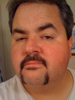 The Perlut - Bad ass mustache