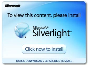 microsoft silverlight roadblock to content
