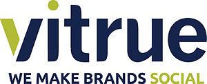English: Vitrue Logo