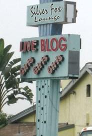 Live Blog Logo from Ross Matthews