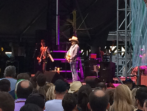 Dwight Yoakam - 2014 Forecastle Festival