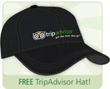 TripAdvisor Free Hat