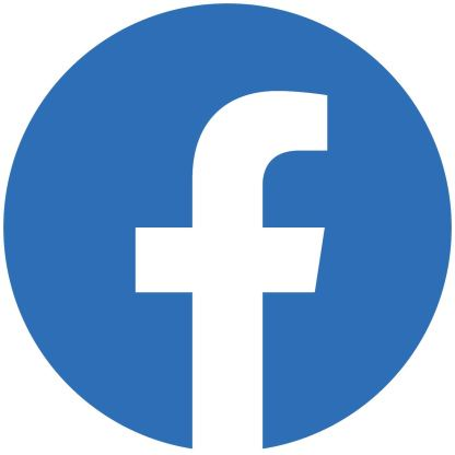 Facebook icon - 80 social media icons ready to use instant download