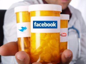 وسائل التواصل الاجتماعية