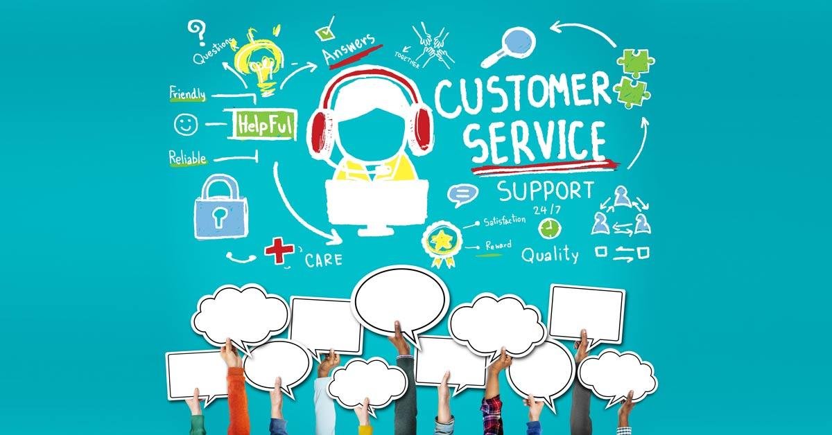 customer experience social