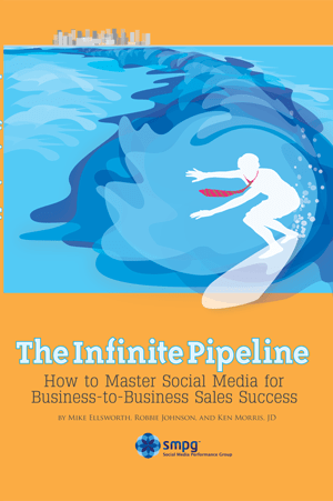 Infinite Pipeline book front cover