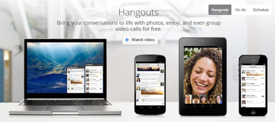 How to Use Google Hangouts to Enhance Your Business