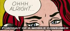 Portrait Of A Mobile Consumer