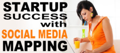 Discovering Startup Success With Social Media Mapping
