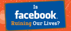 Is Facebook Ruining Our Lives? Infographic