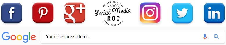 Social Media ROC can help you get found online