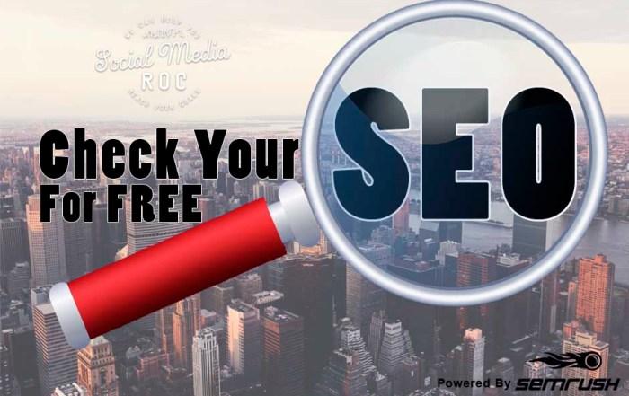 FREE SEO Checker
