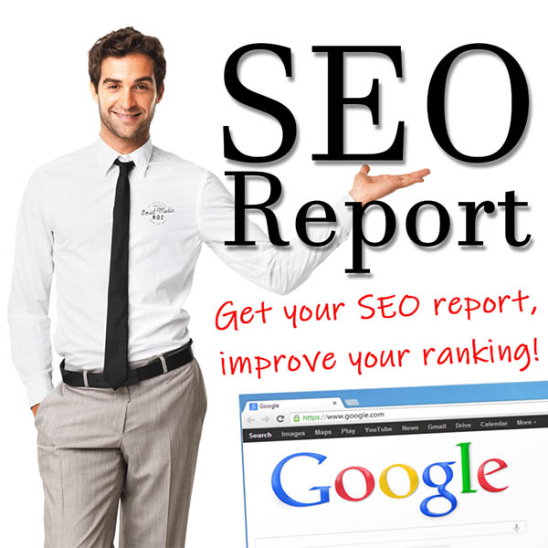 An SEO report can help you improve your search engine rankings!