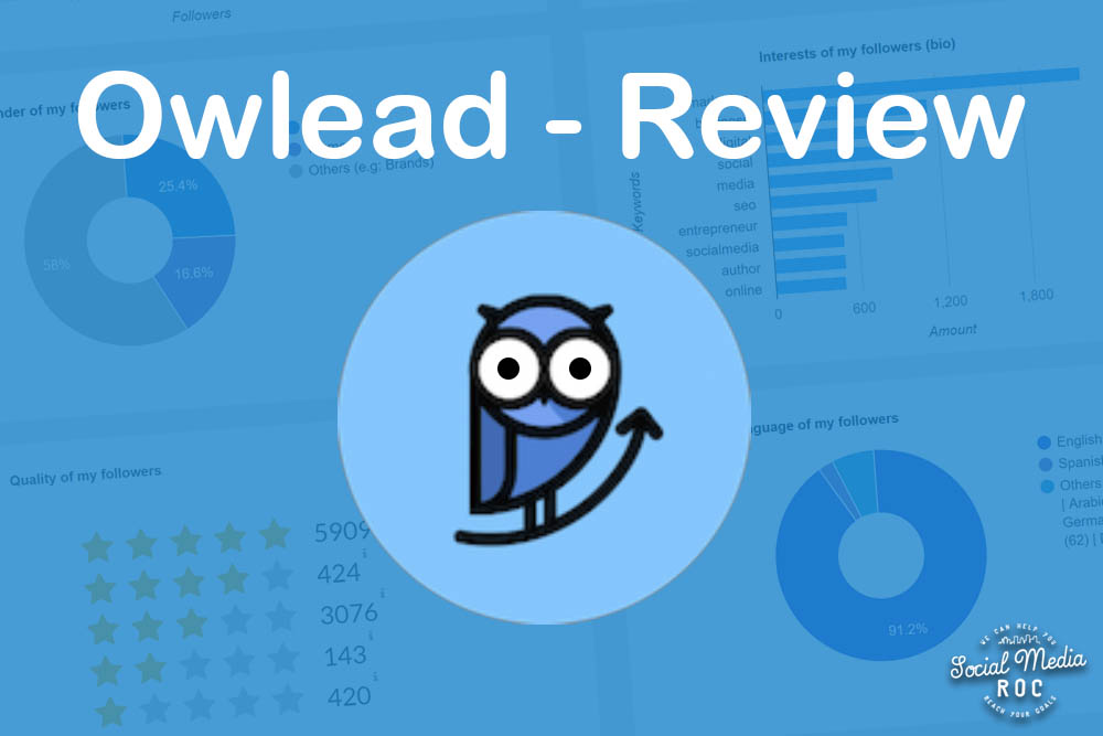 Owlead review by Social Media ROC
