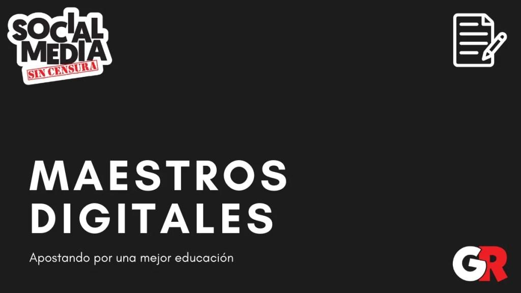 Maestros Digitales