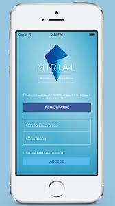 Mirial app