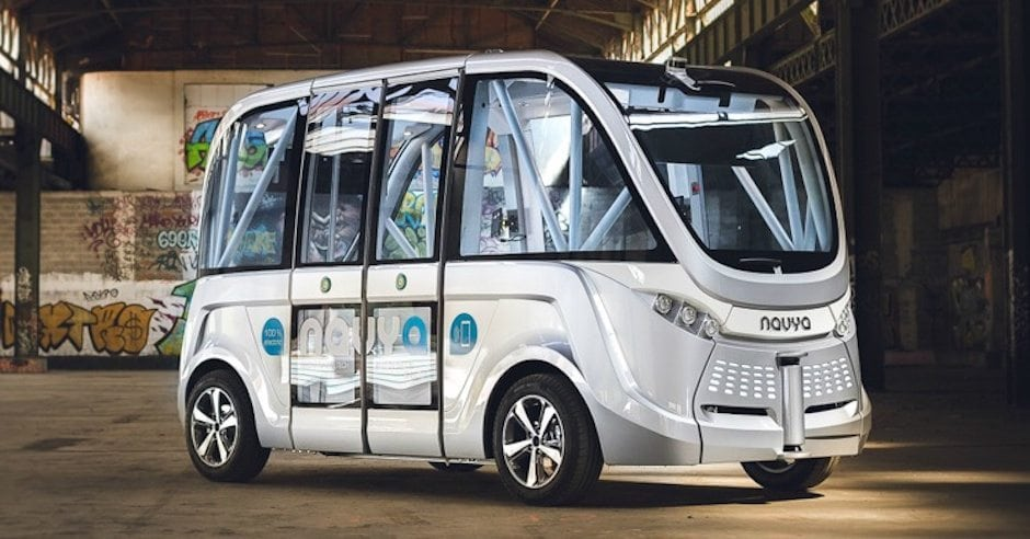 Driverless Buses Will Hit Public Roads for the First Time in Switzerland Next Year