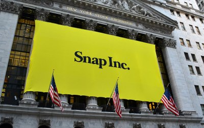 "Snap Is Betting You'll Want to ""Discover"" Their Original Programming"