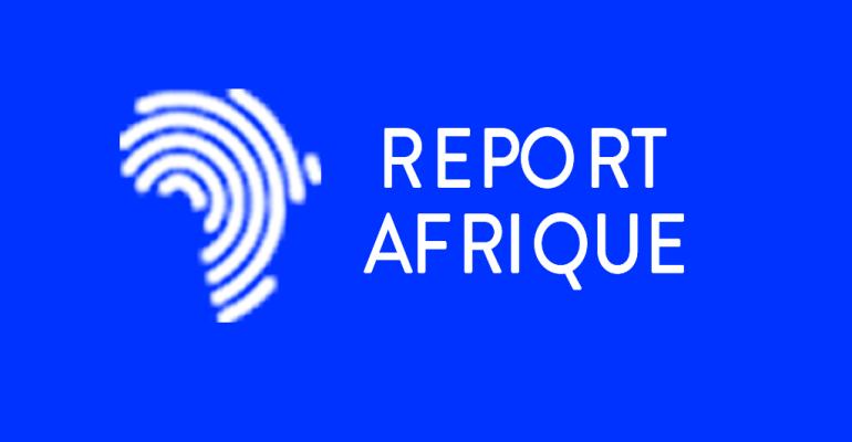 report afrique logo