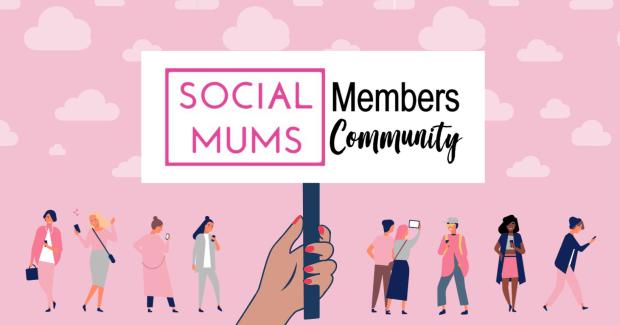 Members Community Group Header
