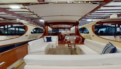 Talaria 43, Hinckley Yachts 3D Model