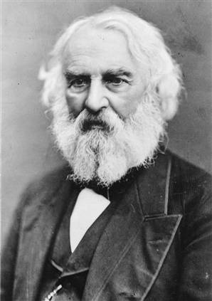Longfellow was a wise man that obviously lived prior to the invention of the razor