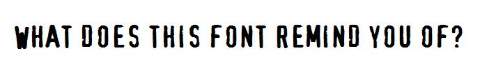 Chitpotle Font