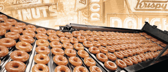 Featured image for Get Ready, Krispy Kreme to Sell A Box of Donuts for $0.78