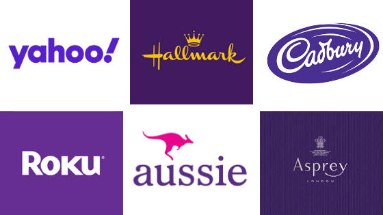 SND Agency_Business Brand Colors_Purple