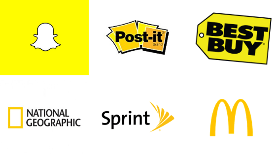 SND Agency_Business Brand Colors_Yellow